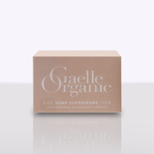 Gaelle Organic Soap Superieure | Clean Beauty Swaps