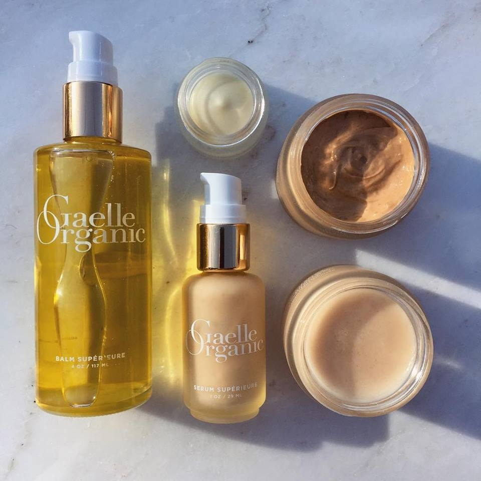 Gaelle Organic | Nourishing Organic Skincare Products to Balance and Maintain Healthy, Hydrated Skin