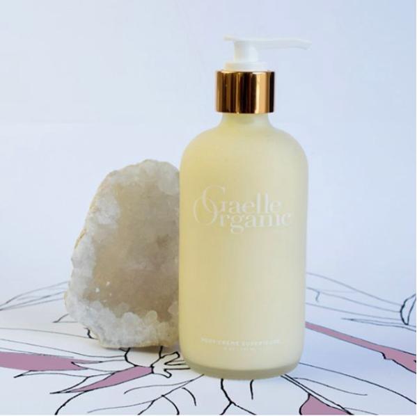Gaelle Organic | Body Creme Superieure