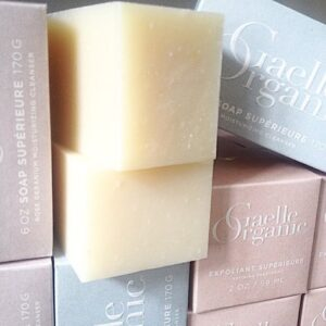 Gaelle Organic | Divinely Scented Bar Soaps
