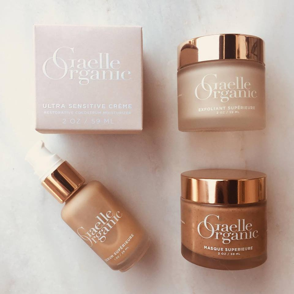 Gaelle Organic | Integrity, Transparency and Authenticity in Skincare
