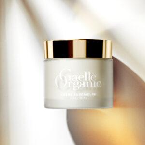Gaelle Organic Creme Superieure | Organic Anti Aging Moisturizer | Organic Moisturizer