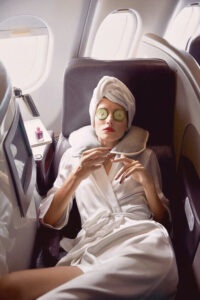 Wheel's Up: Quick & Easy In Flight Skincare