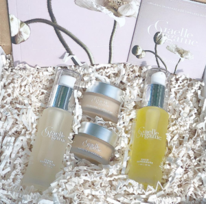 Gaelle Organic Les Petites taken by Sakuras Beauty Blog